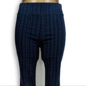 LOGO  Printed Cotton Spandex Legging
